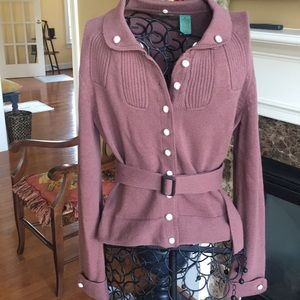 Beautiful never worn anthropology sweater